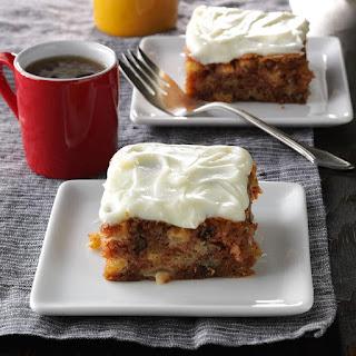 Potluck German Apple Cake Recipe