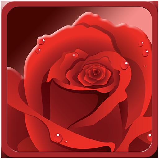 玫瑰壁紙 LOGO-APP點子