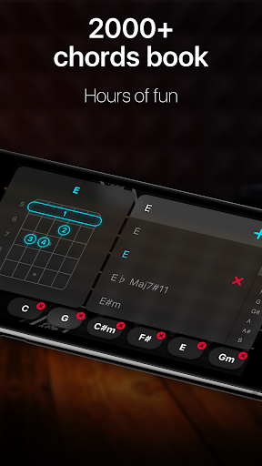 Guitar - play music games, pro tabs and chords! 1.12.00 Mod screenshots 5