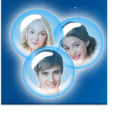 Violetta New Bubble