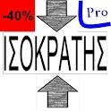 ΨΗΦΙΑΚΟΣ ΙΣΟΚΡΑΤΗΣ icon