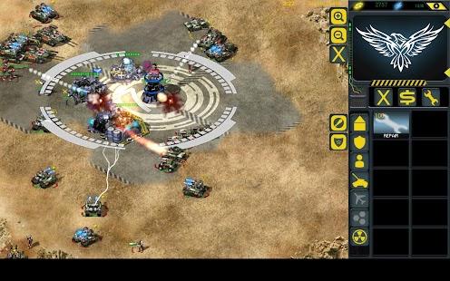 RedSun RTS - náhled