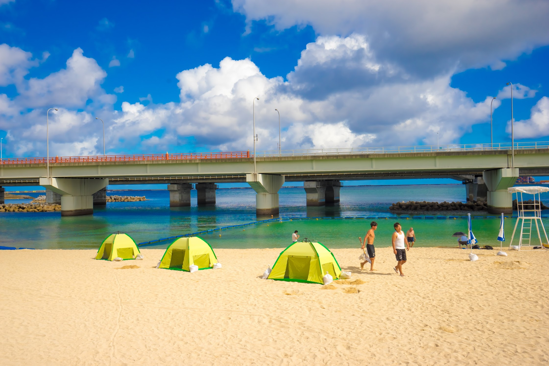 Naha Naminoue Beach4