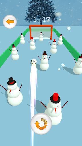 Frozen Free Kick apkdebit screenshots 3