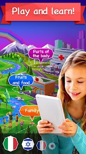 Kids Learn Languages by Mondly- screenshot thumbnail