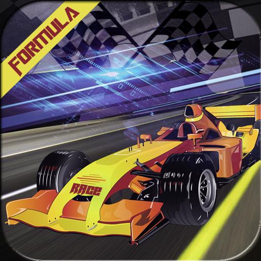 City Racing Formula Car Speed Racing 2018