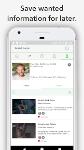 FitChirp - A Health Community- screenshot thumbnail