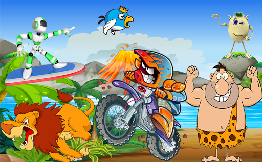 Hill Racer Surfers
