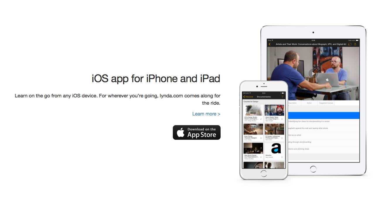 Lynda Apps