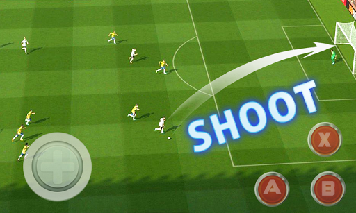 Dream Football: Super League 1.1.0 screenshots 3