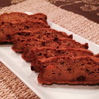 Chocolate Chip Flax Sweet Potato Bread.
