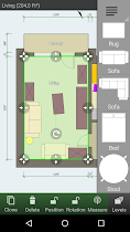 Floor Plan Creator - screenshot thumbnail 01