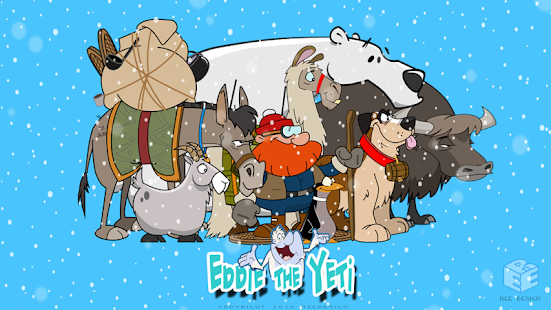 Eddie The Yeti- screenshot thumbnail