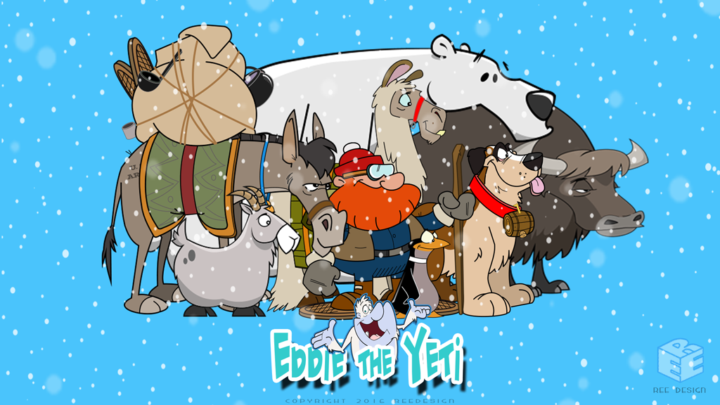 Eddie The Yeti- screenshot