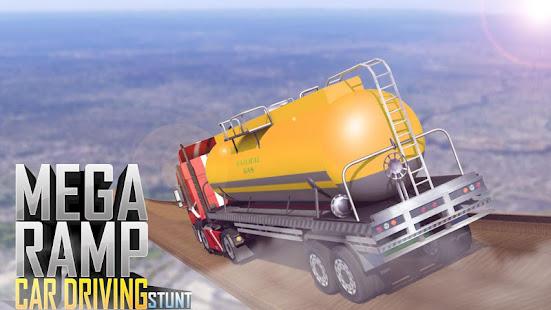 Mega Ramp Car Driving Stunts for PC / Windows 7, 8, 10 / MAC