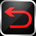 Back Key End Call icon