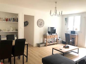 Appartement 4 pièces 79,56 m2