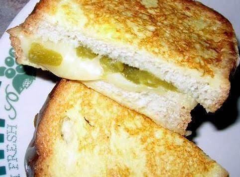 Chili Rellenos Sandwich