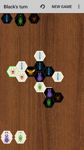 Hive with AI (board game)  screenshots 4