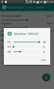Vape: E-liquid Free Screenshot