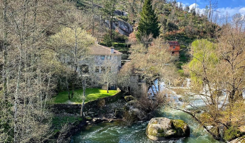 Villa avec piscine et jardin District de Viseu