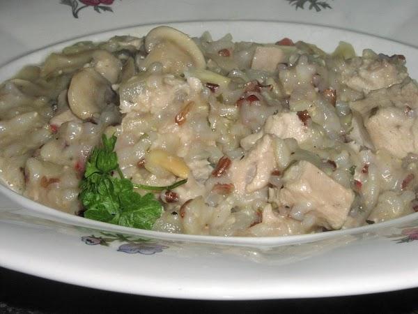 Pheasant Wild Rice Casserole Recipe