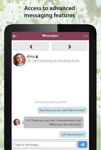 RussianCupid - Russian Dating App 2.1.6.1561 screenshots 8