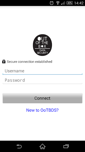 Out of The Box Data Security