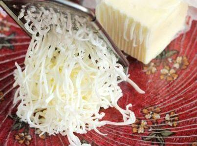Grated Butter Hint Recipe