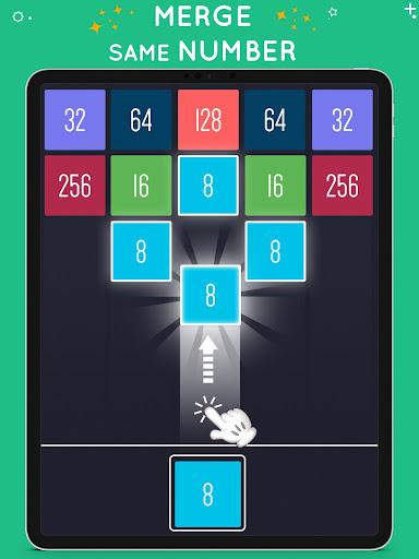 X2 Blocks - Merge Puzzle screenshot 8