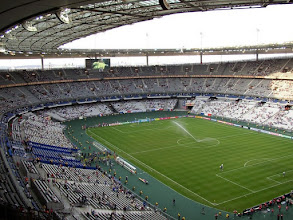 Photo: Stade de France.