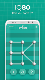 1Line Football: The Connecting Line Soccer Puzzle