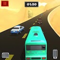 Mountain Bus Racing Online - Hill Climb Racing icon