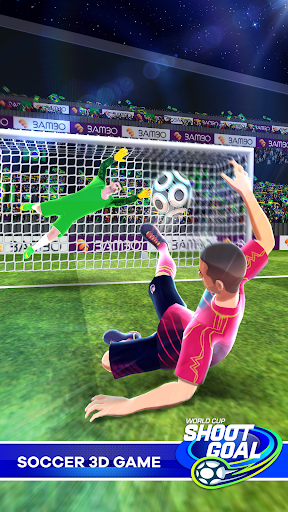 Shoot 2 Goal: World League 2018 Soccer Game  screenshots 5