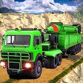 Army Truck Driver simulator