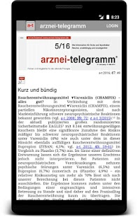 arznei-telegramm & atd- screenshot thumbnail