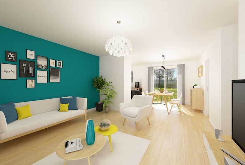 Vente Terrain + Maison - Terrain : 605m² - Maison : 63m² à Fleuré (86340)