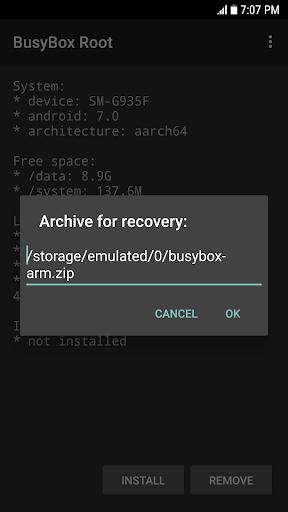 BusyBox Root  screenshots 3