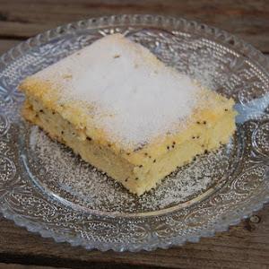 Lemon Fondant Cake