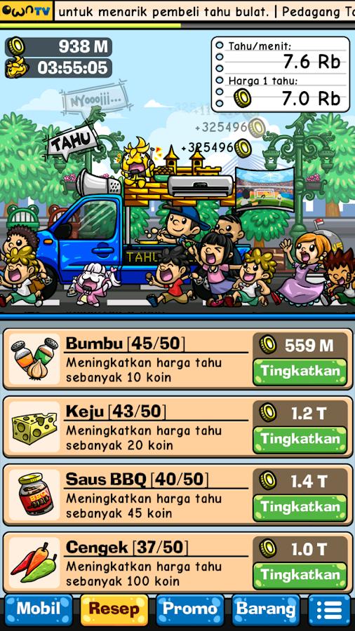 Download game tahu bulat apk gratis game.panduin.com