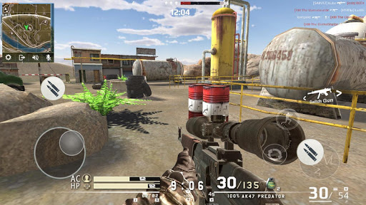 Sniper Shoot Action Strike  screenshots 21