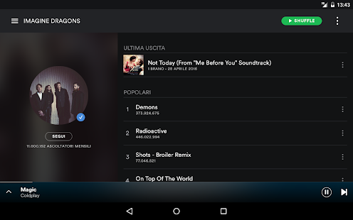 Spotify Music- miniatura screenshot