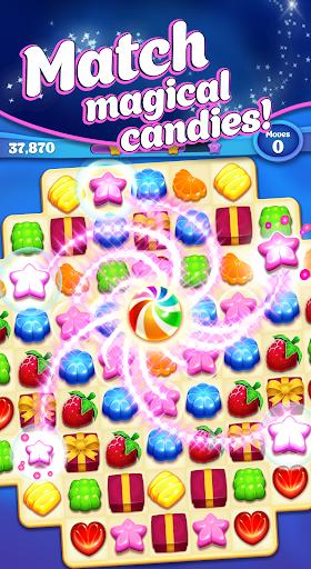 Crafty Candy u2013 Match 3 Adventure apkpoly screenshots 2