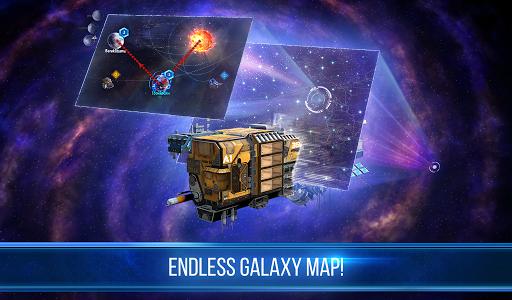 Stellar Age: MMO Strategy  screenshots 1