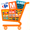 Current Products Catalog / Aktuel Market Discount icon