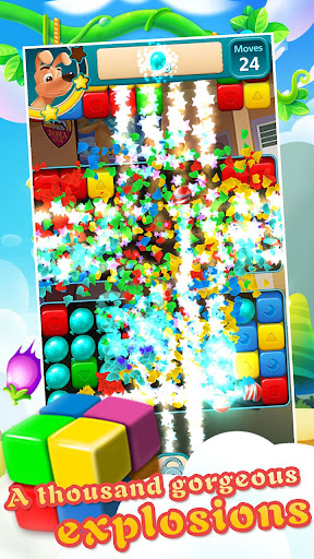 Magic Candy Blast android2mod screenshots 5
