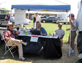 Photo: Gene Lowinger, Gary Veeder, George Nasca, Dave Angell -Photo by Fred Robbins