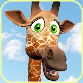 Talking George The Giraffe