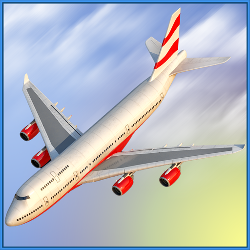 Airplane Fly 3D : Flight Plane