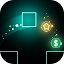 Glow obstacle course Icon